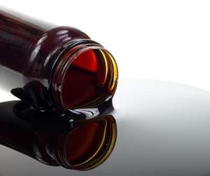Spilled molasses