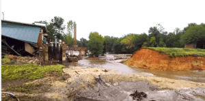 Lexington County, SC Dam Breach October 2015